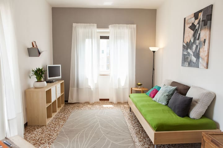 Casa Gio - Free WIFI - Comfy and Panoramic flat - Torino - Flat