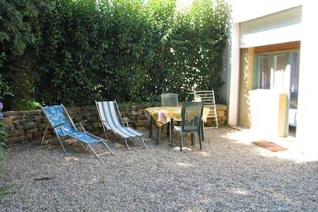 Chambre  sur parc de 6000 m2 - Vers-Pont-du-Gard