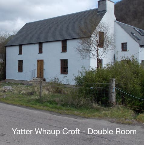 Yatter Whaup Croft B&B- Double Room - Glencoe