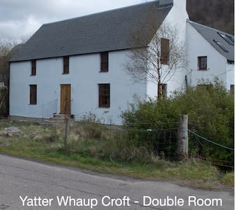 Yatter Whaup Croft B&B- Double Room - Glencoe - Penzion (B&B)