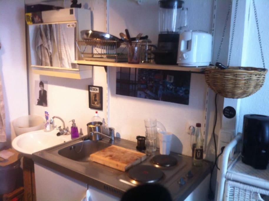 Pentry Küche