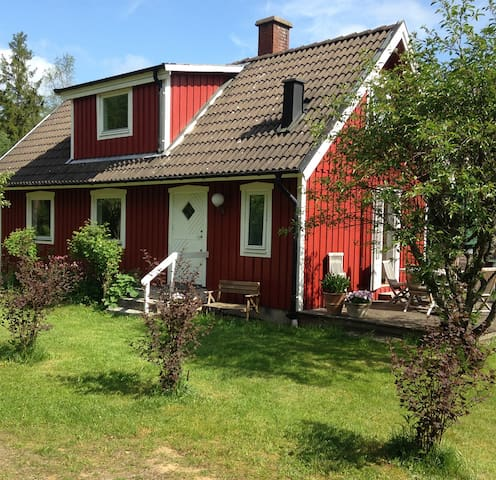 House - In Beautiful South Sweden  - Markaryd - Chatka