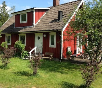 House - In Beautiful South Sweden  - Markaryd - Cabin