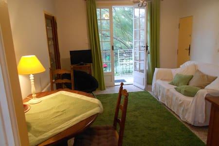Gîte en campagne vauclusienne - Appartement