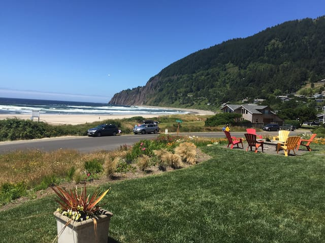 The Sea and Sand - Nehalem - Hus