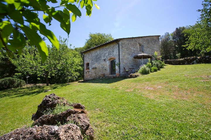 Monteriggioni, suite Capanno