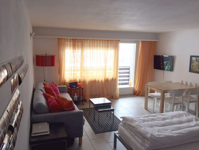 1 room studio in Fiesch - Fiesch - Διαμέρισμα