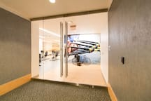 Stay Alfred Boston Vacation Rental Fitness Cneter