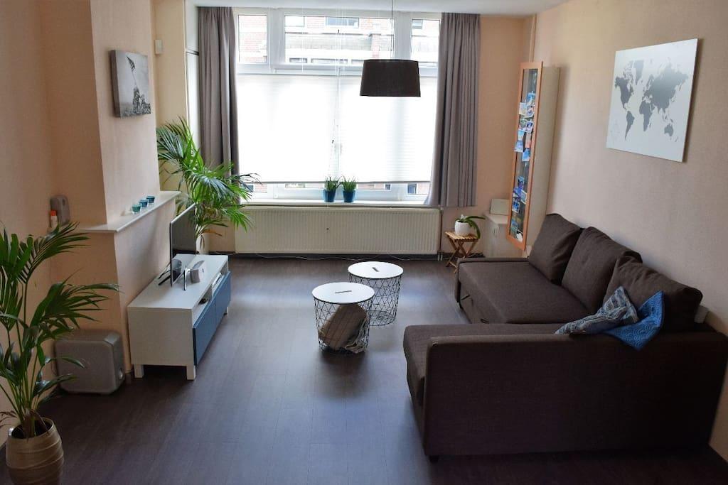 nice apartment 2 balconies wohnungen zur miete in den haag zuid holland niederlande. Black Bedroom Furniture Sets. Home Design Ideas