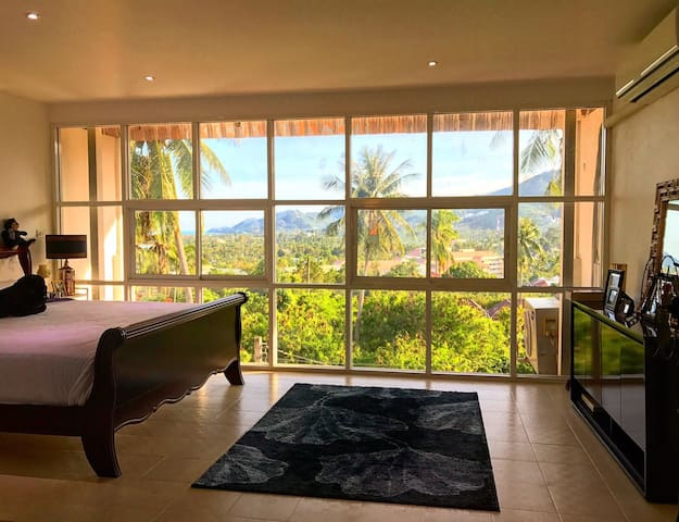 Private room with an amazing view - Ko Samui - Lakás