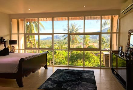 Private room with an amazing view - Ko Samui