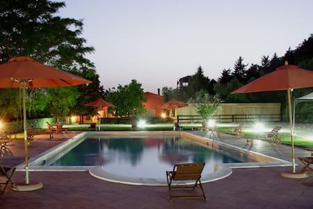 appartments + swimming pool 5/6 pax - Alba Adriatica - Leilighet