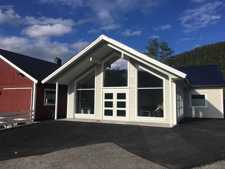 Kvinatun Leirsted i naturskjønne omgivelser