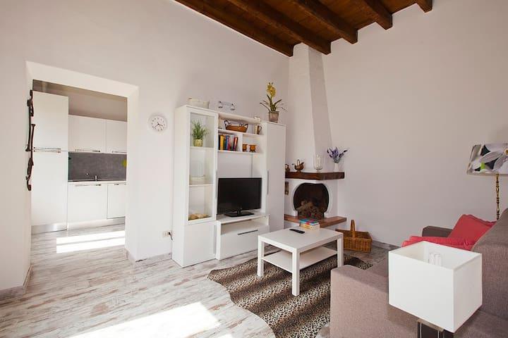 Completely renovated apartment in Clusone (Bergamo - Clusone - Leilighet