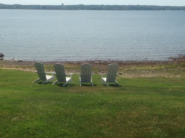 Adirondacks for relaxing by the Lake
