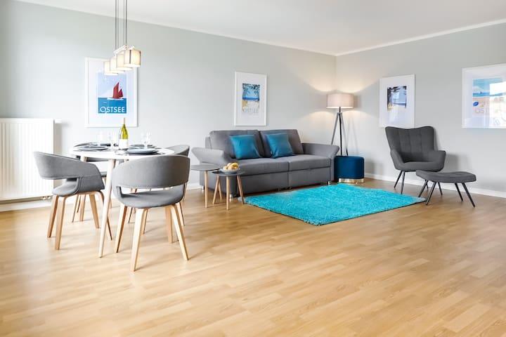 Strand11 - Moderne Ferienwohnung Usedom W17