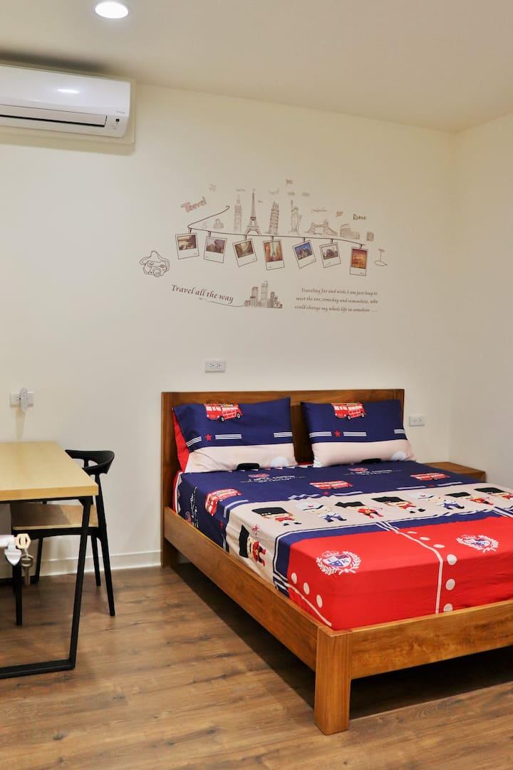 Luzhou New Apartment B2/ 1 min to MRT