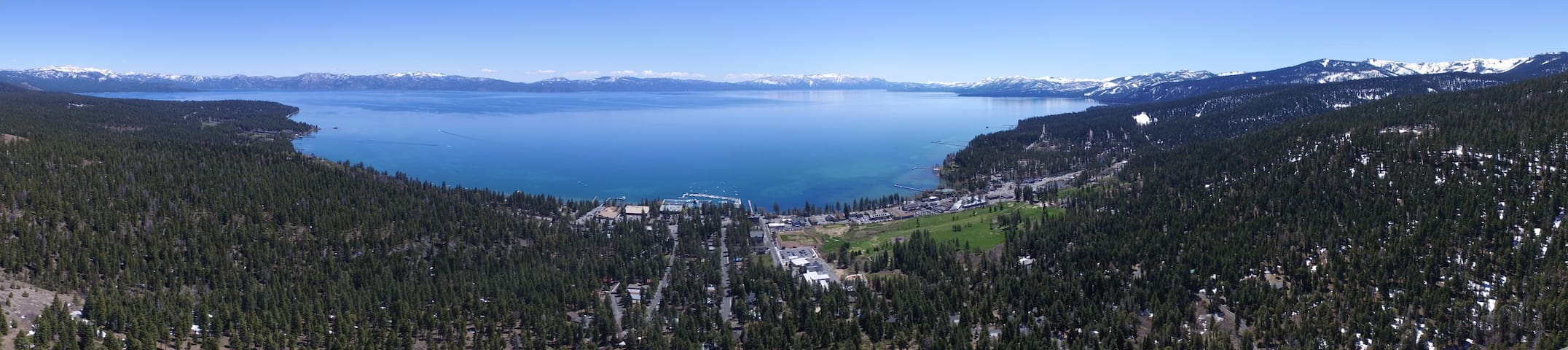 Walk to Tahoe City & Lake Tahoe - 10 mins Squaw