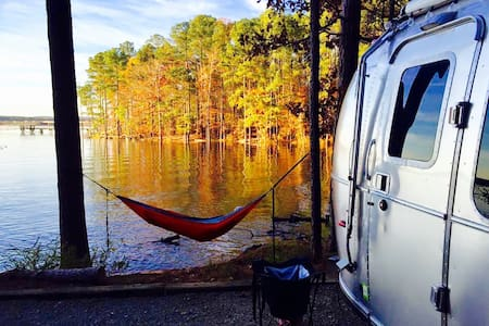 Jordan Lake Airstream Experience - Apex