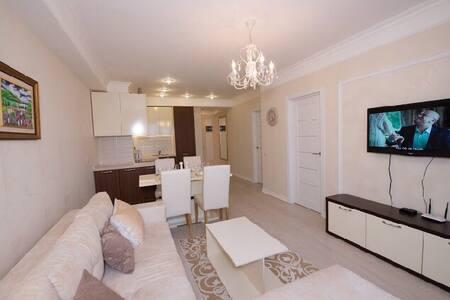 Homestay confort 1BD apartment - Chișinău - Wohnung