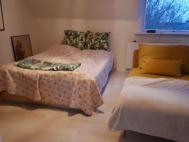 Tre værelses lejlighed i Odense C