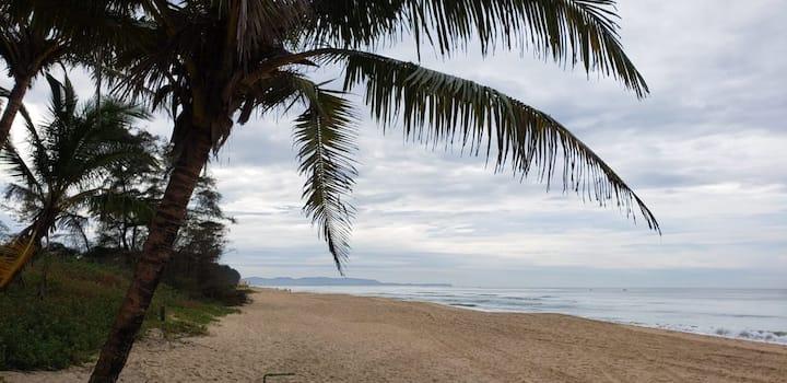 Rocky's 2 BHK VILLA near Benaulim Beach south Goa