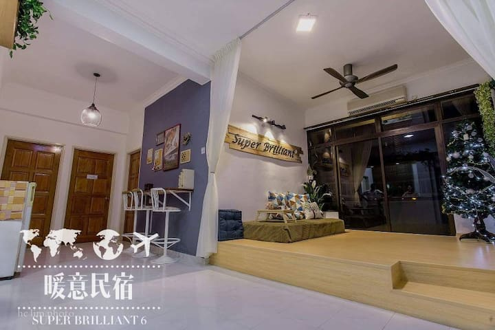 Penang Hill@Penang oldies Style老槟城旧区@升旗山