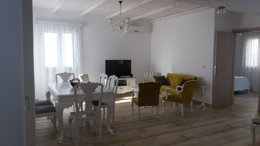 Villa Nektar - Luxary Apartment - Naxos - House