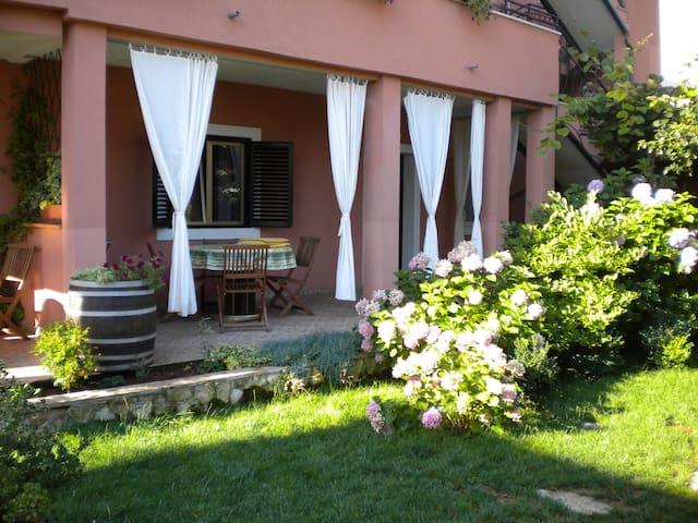 App Tajana 4+2 - Novigrad - Apartament