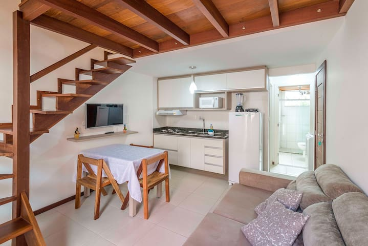 Duplex Apt. Close to The Beach - Morro de São Paulo - Apartment