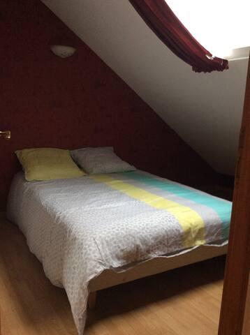 Loue chambres - Marigné-Laillé - Casa