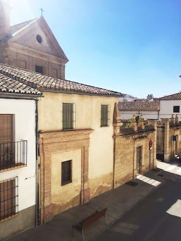 Acogedor Piso en el centro Antequera - Antequera - House