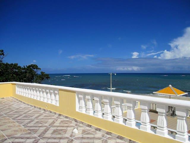 Ocean Front (URL HIDDEN), Golf, Restaurant - Puerto Plata - Apartment