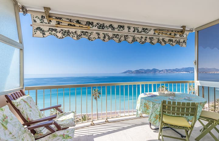 Charming Bourgeois 2 bdr - Sea front