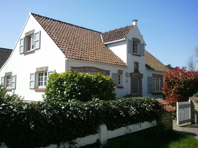 Villa Las Salinas - Koksijde - Hus