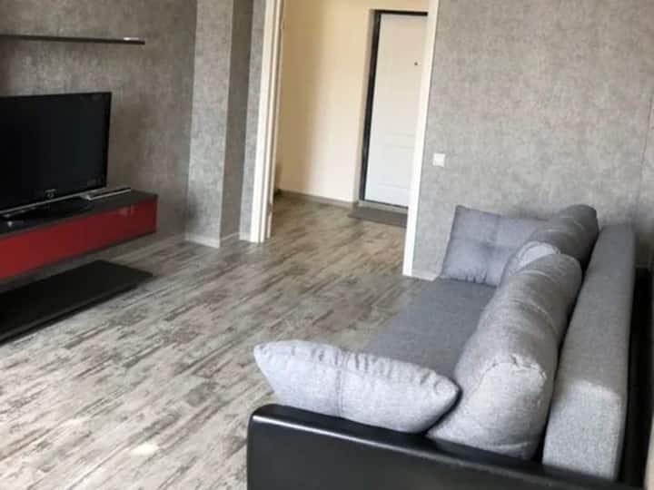 2-х комнатная квартира на Тверской 24