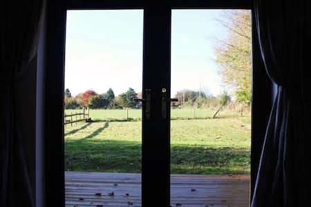 Little Beechwood, Somerset, Oakhill - Somerset - Gästhus