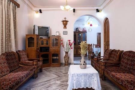 Large 2 BHK in prime location @ Betalbatim - Betalbatim - Appartement