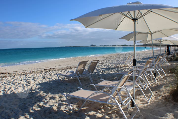 The All New Grace Bay Suites Resort