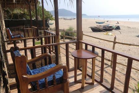 Luxery Sea View Bungalow - Agonda