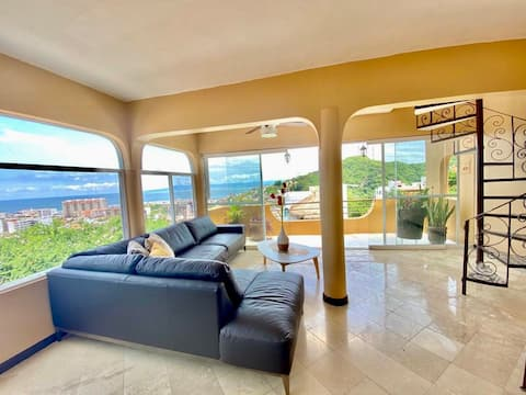 Casa Maraya: Panoramic views rooftop terrace