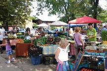Sandpoint Farmer's Market.