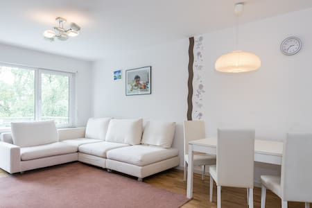 private room 15 min to city/ messe
