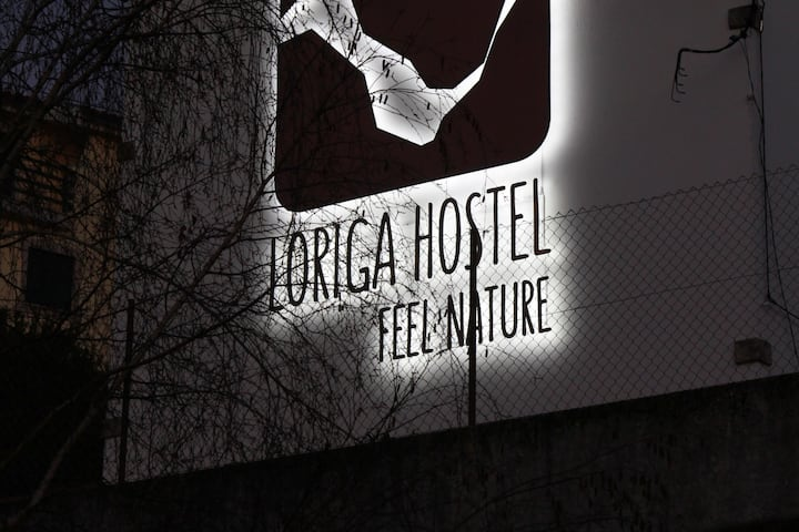 LORIGA HOSTEL - Feel Nature
