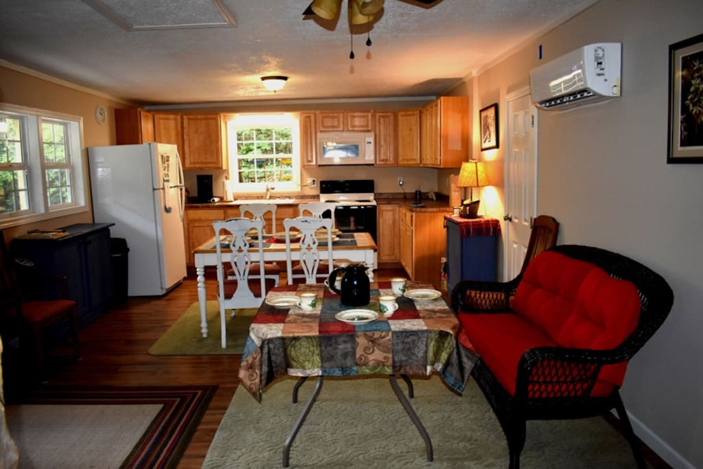 Great Room Toward Kitchen
