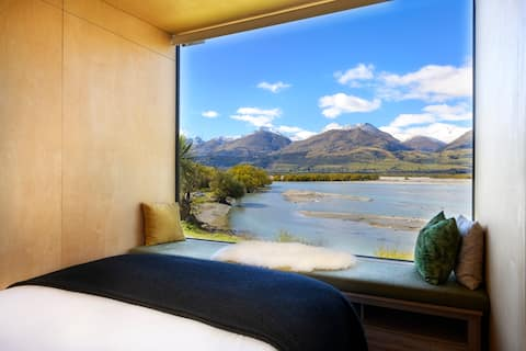 EcoScapes - Climate houses near Glenorchy