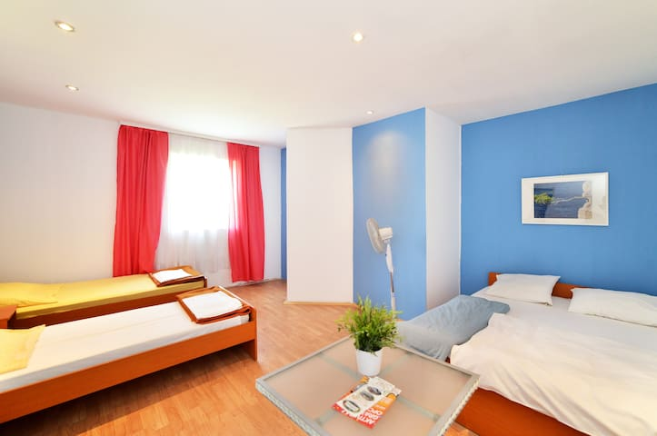 Logistic Youth Centre Apartment - Zagreb - Apartment