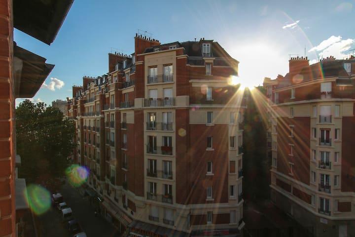 studio PARIS PLACE EDITH PIAF 75020