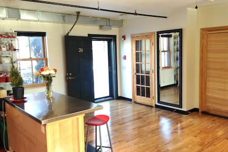Immaculate & Uncluttered Apt. Steps to Everything!