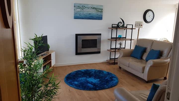 2 Bedroom Apartment in Holyhead Marina
